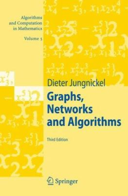 book cover Graphs, Networks and Algorithms