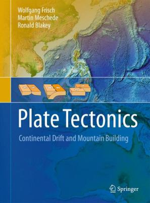 Book Cover : Plate tectonics continental drift and mountain building