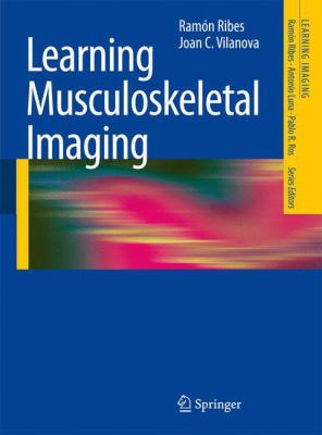 Book cover of Learning Musculoskeletal Imaging - click to open in a new indow