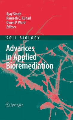 book cover: Advances in Applied Bioremediation