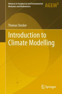 book cover: Introduction to Climate Modelling