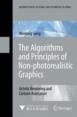 book cover: The Algorithms and Principles of Non-Photorealistic Graphics