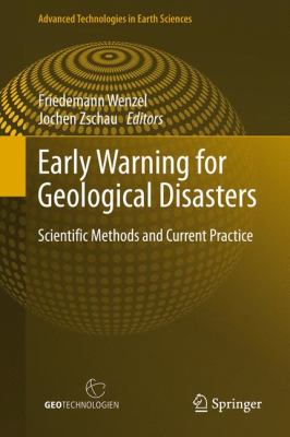 Book Cover : Early Warning for Geological Disasters