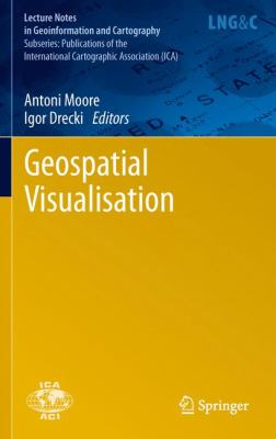 Book Cover : Geospatial Visualisation