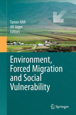 Book Cover : Environment, Forced Migration and Social Vulnerability