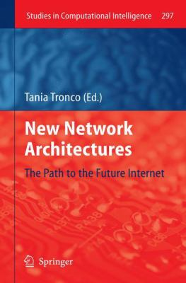book cover: New Network Architectures