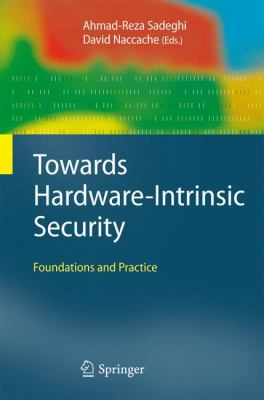 book cover:  Towards Hardware-Intrinsic Security