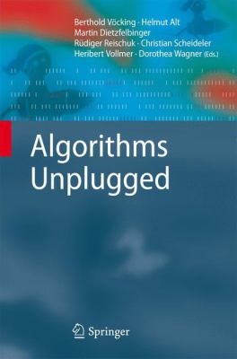 book cover: Algorithms Unplugged