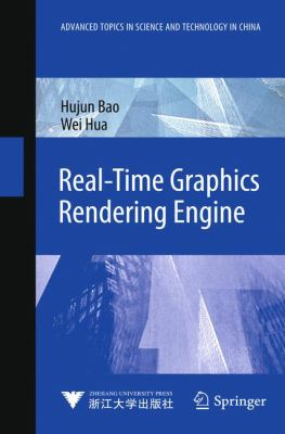 book cover: Real-Time Graphics Rendering Engine
