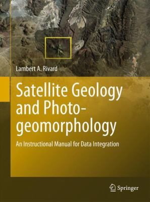 Book Cover : Satellite Geology and Photogeomorphology