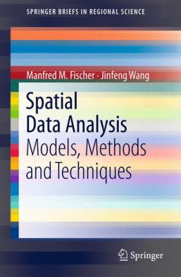 Book Cover : Spatial Data analysis : models, methods and techniques