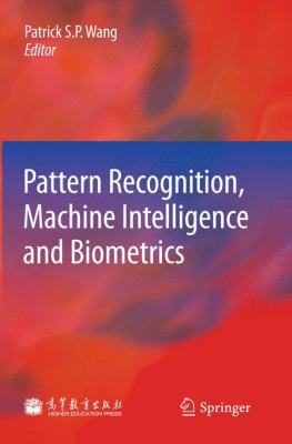 book cover: Pattern Recognition, Machine Intelligence and Biometrics