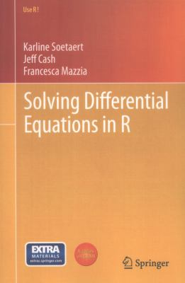 book cover - Solving Differential Equations in R