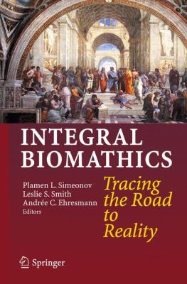 book cover: Integral Biomathics
