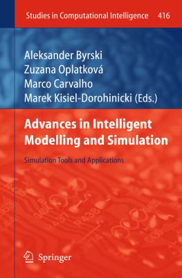 book cover: Advances in Intelligent Modelling and Simulation