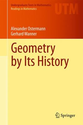 book cover: Geometry by Its History