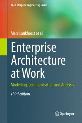 book cover: Enterprise Architecture at Work