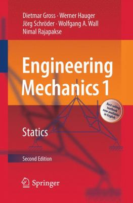 book cover: Engineering Mechanics 1: Statics
