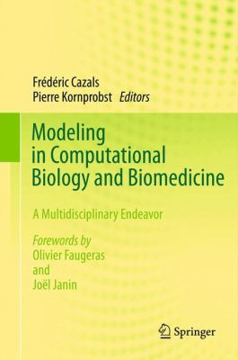 book cover: Modeling in Computational Biology and Biomedicine
