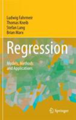 book cover: Regression: models, methods and applications