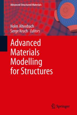 Book Cover: Advanced Materials Modeling for Structures