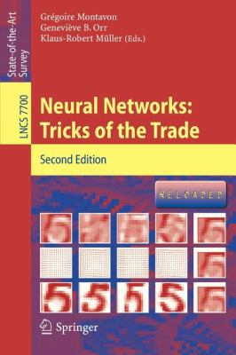 book cover: Neural Networks