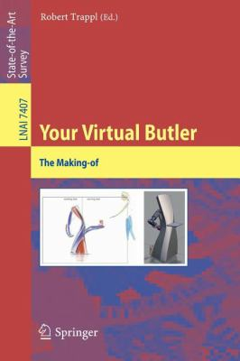 book cover: Your Virtual Butler