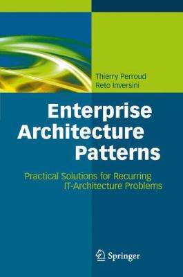 book cover: Enterprise Architecture Patterns