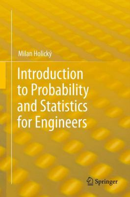 book cover: Introduction to Probability and Statistics for Engineers