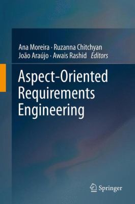 book cover: Aspect-Oriented Requirements Engineering