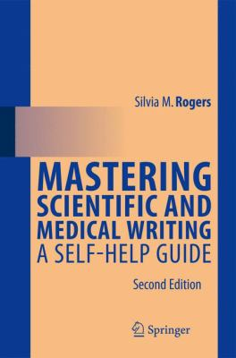 Cover art for Mastering Scientific and Medical Writing