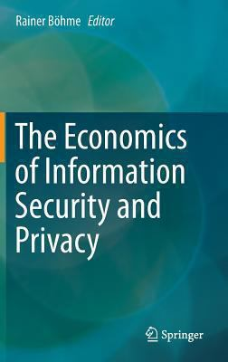 book cover: The Economics of Information Security and Privacy