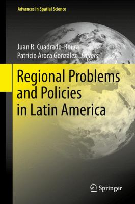 Book Cover : Regioinal Problems and Policies in Latin America