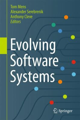 book cover: Evolving Software Systems