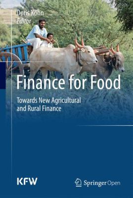book cover for Finance for Food