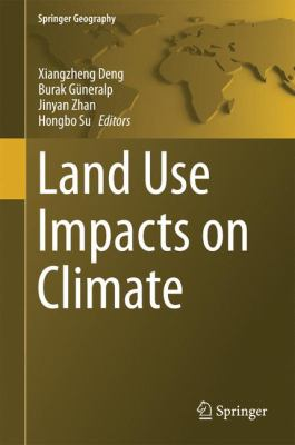 Book Cover : Land Use Impacts on Climate