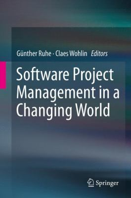 book cover: Software Project Management in a Changing World