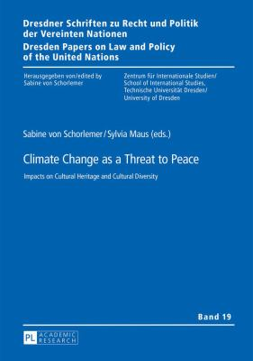 Climate Change As a Threat to Peace, 2015. ÖPPEN TILLGÅNG