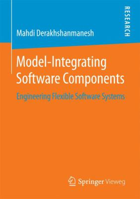 book cover: Model-Integrating Software Components