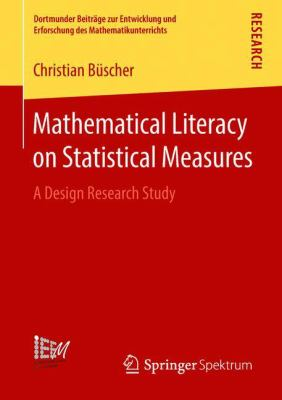 book cover: Mathematical Literacy on Statistical Measures