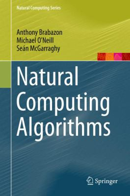 book cover: Natural Computing Algorithms