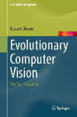 book cover: Evolutionary Computer Vision
