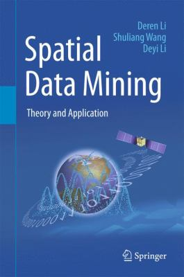 book cover: Spatial Data Mining