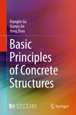 Book Cover: Basic Principles of Concrete Structures
