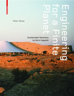 Book Cover: Engineering for a Finite Planet