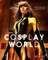 Book cover for Cosplay World