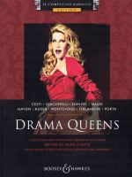 Drama Queens: 13 Selected Arias from Early Baroque to Classic: For Mezzo-Soprano and Soprano edited by Alan Curtis