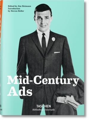 Mid-Century Ads Cover Art