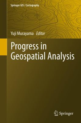Book Cover : Progress in Geospatial Analysis