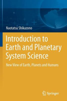 Book Cover : Introduction to Earth and Planetary System Sciences